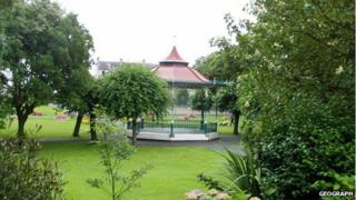 Warrenpoint park