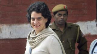 Priyanka Gandhi has been reluctant to take an official post in the ruling Congress party