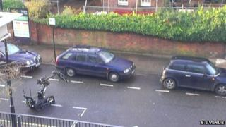 Car in St John's Wood