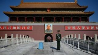 File photo: Tiananmen Square in China's Beijing