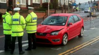 Abbeydale Road incident