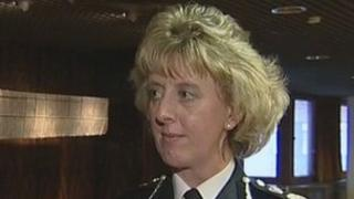 Chief Constable Sue Sim