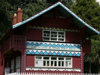 Council-owned Swiss Cottage in Singleton Park is at 'extreme risk' following a fire in 2010