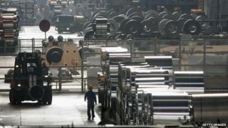 Alcoa aluminium factory