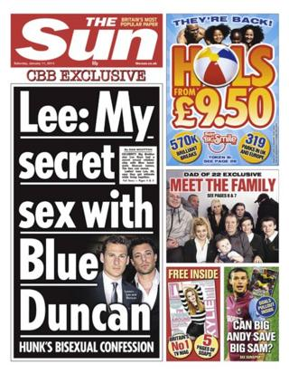 Sun front page 11/1/14
