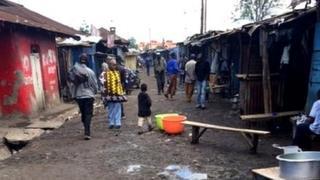 Pumwani street scene
