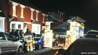 Eastbourne fire