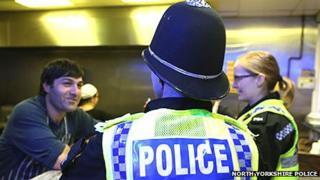 North Yorkshire Police Special Constables