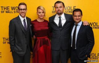 Cast of the Wolf of Wall Street