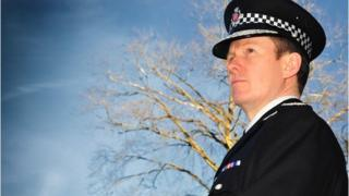 Stephen Kavanagh, Chief Constable for Essex