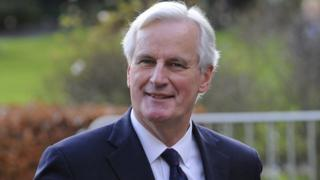 EU Commissioner Michel Barnier, 19 Dec 13