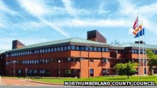 Northumberland County Hall