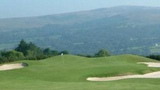Parc Garnant Golf Course