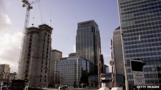Banks in the City of London