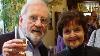 David and Joy Saunders