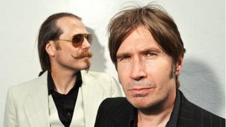 Del Amitri have not played together for 12 years