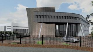 Performing arts and technology innovation centre