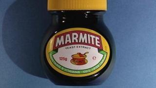 Marmite jar