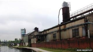 Incanite Foundries Limited in Smethwick