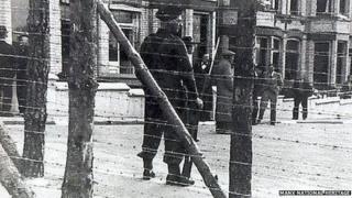 Hutchinson Square internment camp