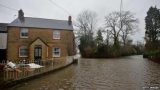 House in Thorney, Somerset