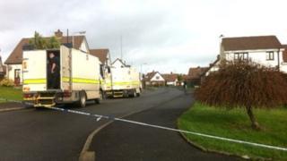 Third alert in Broadlands area