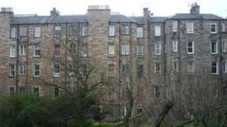 Housing in Edinburgh