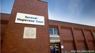 Sandwell Magistrates' Court