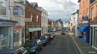 Upper St James Street