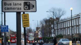 A stretch of Clapham Park Road in the South London borough of Lambeth