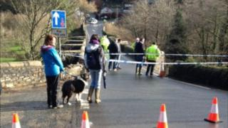 New Bridge, Gunnislake, 1 Feb 2014