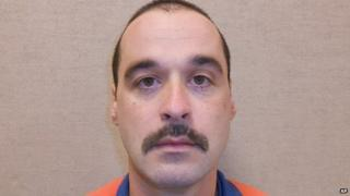 Photo provided by the Michigan Department of Corrections shows Michael David Elliot 11 February 2013