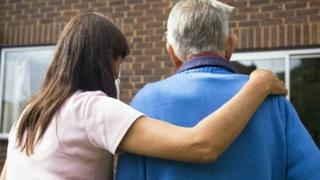 An aging population is putting pressure on the social care system