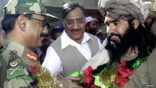Nek Mohammad and military at Shakai talks