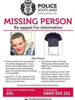 Allan Bryant poster