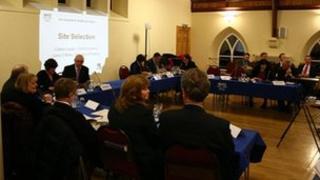 NHS Orkney meeting