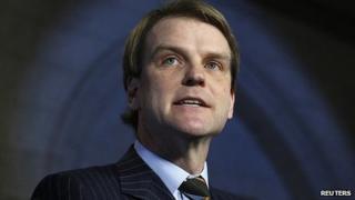 Canadian Immigration Minister Chris Alexander. 28 Jan 2014