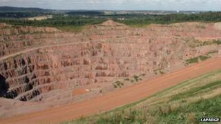 Mountsorrel quarry