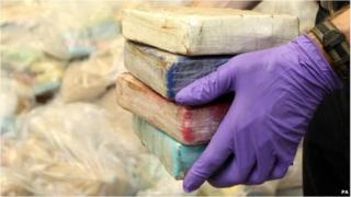 Cocaine haul