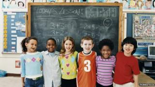 School children generic