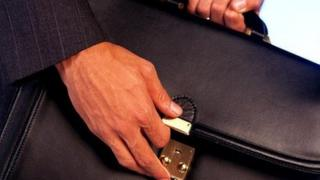 Inspector's briefcase