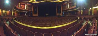 Brighton Dome 2014