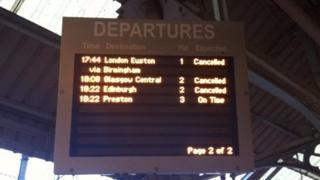 Kendal station