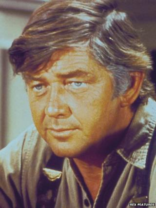 Ralph Waite as John Walton Sr
