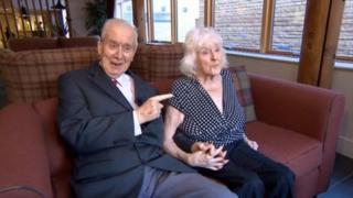 Harold Gough and Mary Shingler
