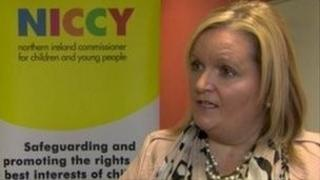 NI Children's Commissioner Patricia Lewsley-Mooney
