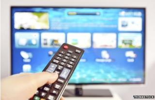 Generic smart TV