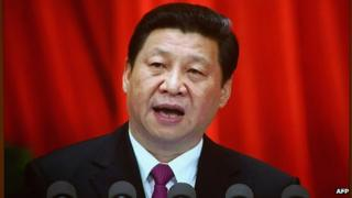 """The Chinese president has urged officials not to """"fear reform"""""""
