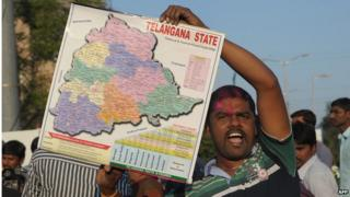 Telangana is stirring strong emotions