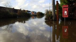 Incessant storms have brought a barrage of wet weather to the UK this winter